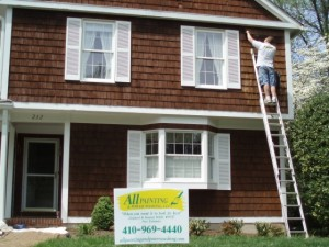 Exterior Painters In Edgewater Maryland