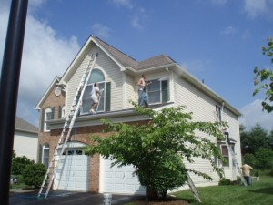 Power Washing In Edgewater Maryland